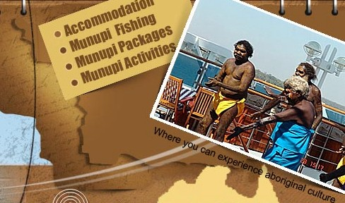 Munupi Wilderness Lodge Tiwi Island People